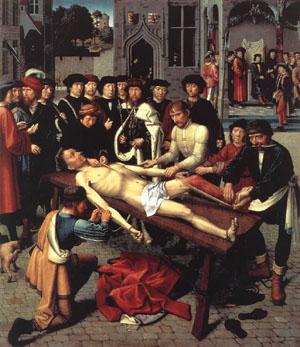 캄뷰세스 왕의 재판