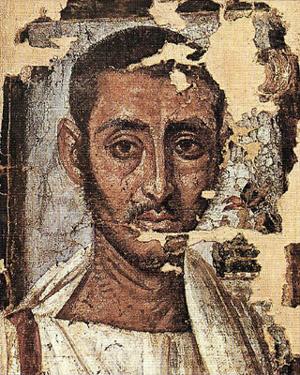 성 아우구스티누스 초상화