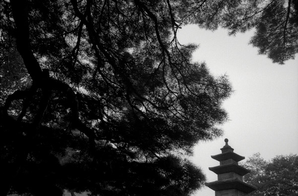 사사자삼층석탑
